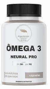 Ômega 3 Neural Pro 90 Cápsulas