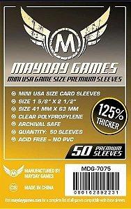 Sleeves Premium 41 x 63 mm (Mini Usa) – Mayday