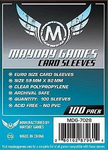 Sleeves 59 X 92 mm (Euro) – Mayday