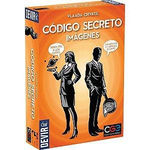 Pré Venda - Código Secreto: Imagens (Codinomes Pictures)