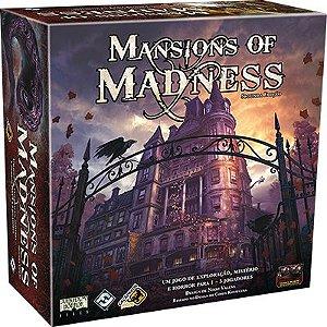 Pré Venda - Mansion of Madness (2ª Edição)