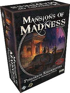 Pré Venda - Pesadelos Recorrentes, Expansão Mansion of Madness (2ª Edição)