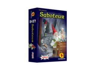 "Saboteur + Promo ""Ouro Perdido"""
