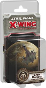 Caça Kihraxz - Expansão de Star Wars X-Wing