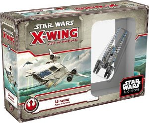 U Wing - Expansão de Star Wars X-Wing
