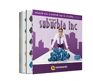 Pré Venda - Suburbia Inc, Expansão Suburbia