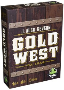 Pré venda - Gold West + Thief`s Market (brinde)