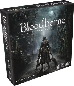Pré venda - Bloodborne: Card Game