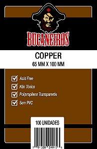 Sleeves 65 x 100 mm (Cooper) – Bucaneiros