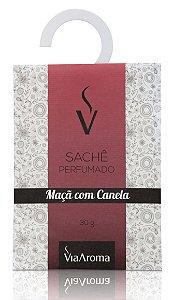 Sachê Perfumado 30g - Maçã com Canela