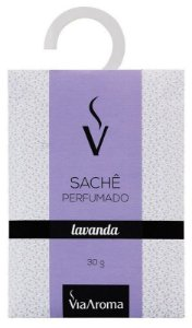 Sachê Perfumado 30g - Lavanda