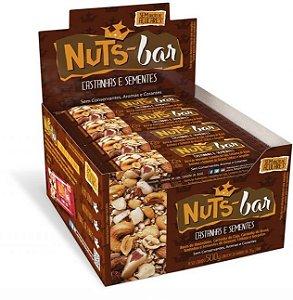 60894 NUTS BAR CASTANHAS E SEMENTES - DP 1 / 20