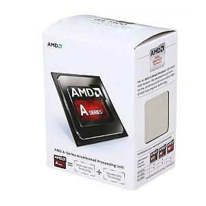 Processador Amd A4-7300 3800mhz 1mb Fm2 65w Pib Ad7300okhlbox