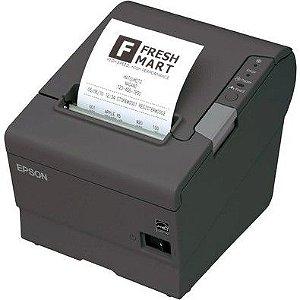 Impressora Não Fiscal Térmica EPSON TM-T88V USB e Paralela