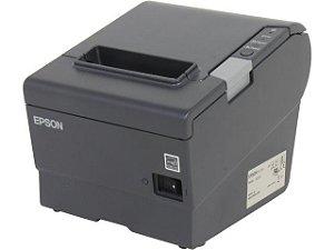 Impressora Não Fiscal Térmica EPSON TM-T88V USB e Ethernet