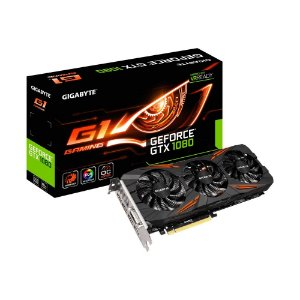 Gpu Gtx1080 8gb G1 Gaming Pci-e Gigabyte Gv-n1080g1gaming-8gd