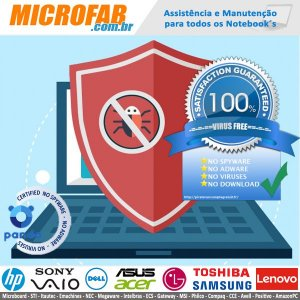 Sem Virus, seu Sistema Estável e sem ameaças com direito a Antivirus Pro