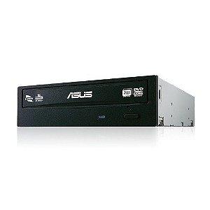 Gravador Dvd Interno 24x Asus Black Drw-24f1mt/blk/b/as 90dd01v0-b3b00