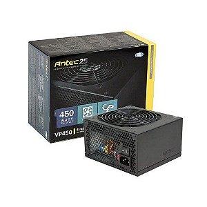 Fonte ATX 450W VP450 BR 0-761345-11254-3 Antec
