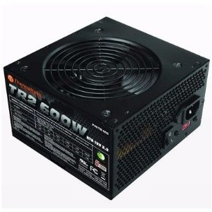 Fonte 600W Thermaltake ATX 2.3 TR2 TR-600