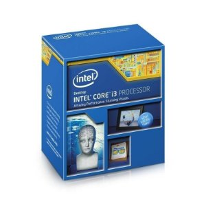 Processador Intel Core i3-4150 Haswell Refresh 3.5GHz 3MB LGA 1150 - BX80646I34150