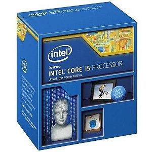 Processador Intel Core i5-4460, Cache 6MB, 3.2GHz LGA 1150 BX80646I54460