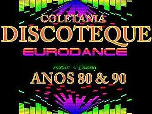 PEN DRIVE 8GB 1000 MUSICAS  DISCOTEQUE EURO DANCE ANOS 80 & 90 COLEÇÃO EXCLUSIVA