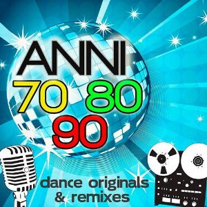 Anni 70 80 90 Dance Originals & Remixes  Anos 70 80 & 90 1 Pen drive 8GB 100 Musicas MP3