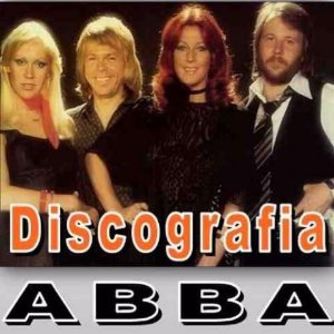 DISCOGRAFIA ABBA 1973-2006  MP3 320 KBPS 45 CDS 1 PEN DRIVE 8GB