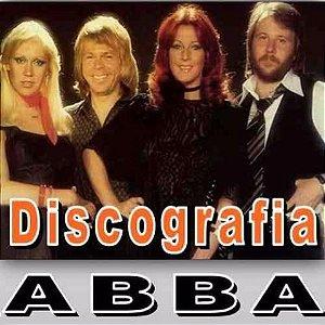 DISCOGRAFIA ABBA 1973-2006  MP3 320 KBPS 45 CDS 1 PEN DRIVE 8GB