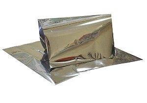 Foil Prata - Pacote 5 Folhas A4 - 1 Metro