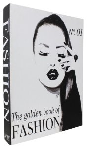 Book Box The Golden Book of Fashion em Madeira - Fullway