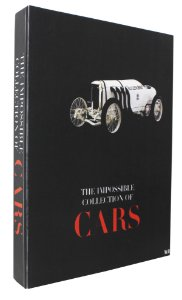 Book Box The Impossible Collection of Cars em Madeira - Fullway