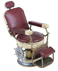 Miniatura Cadeira de Barbeiro - Oldway