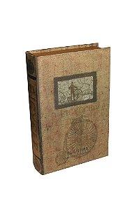 LIVRO (BOOK BOX) CJ. 2PÇS BICICLE OLDWAY - REF: 117.035