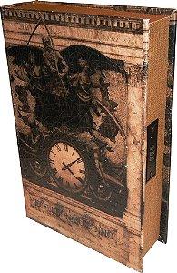LIVRO (BOOK BOX) COFRE C/ SEGREDO OLDWAY - REF: 117.038