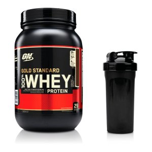 100% Whey Gold Standard - Optimum Nutrition (909g)