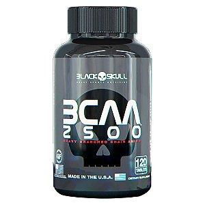 BCAA 2500 - Black Skull (120 tabs)