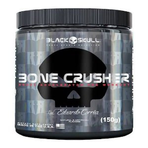Bone Crusher - Black Skull (150g)