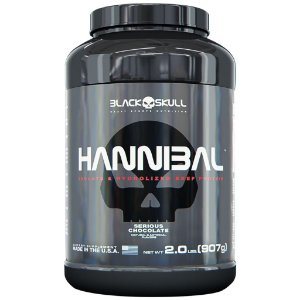 Hannibal - Black Skull (907g)