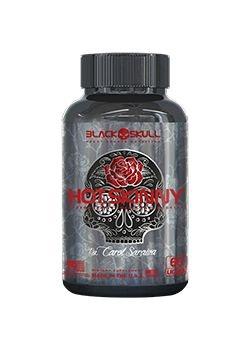 Hot Skinny - Black Skull (60 caps)