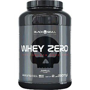 Whey Zero - Black Skull (907g)