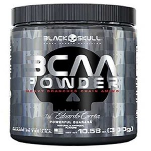BCAA Powder  - Black Skull (300g)