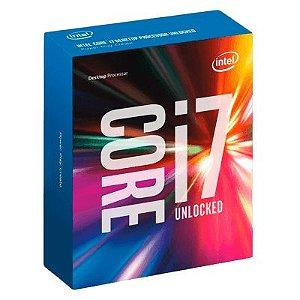 Processador Intel Core i7 7700K 4.2GHz 8MB BX80677I77700K 7ª Geração Kaby Lake LGA 1151