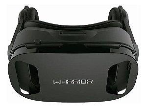 OCULOS VR COM HEADPHONE WARRIOR HEDEON