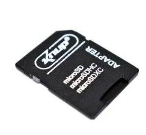 CARTAO DE MEMORIA SD 8GB KNUP