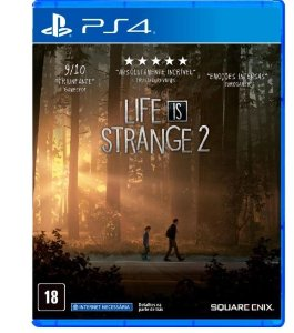 JOGO SQUARE ENIX LIFE IS STRANGE 2 PS4 BLU-RAY (SE000207PS4)