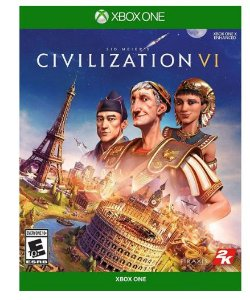JOGO TAKE TWO SID MEIERS CIVILIZATION VI XBOX ONE BLU-RAY  (TT000206XB1)