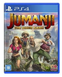 JOGO NAMCO BANDAI JUMANJI: THE VIDEO GAME PS4 BLU-RAY  (NB000195PS4)