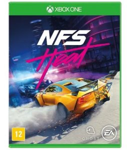 JOGO ELECTRONIC ARTS NEED FOR SPEED HEAT XBOX ONE BLU-RAY (EA3056ON)